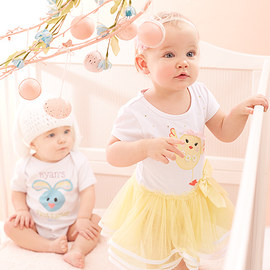 Baby's First Easter: Apparel & Accents