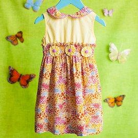 Alouette and La Fleur & Le Papillon
