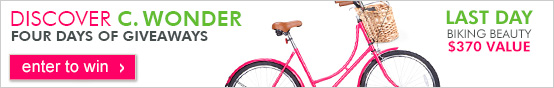 Discover C. Wonder - $370 value