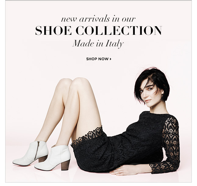 New Arrivals In Our Italian-Made Shoe Collection