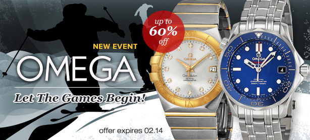 Omega Watches Sale