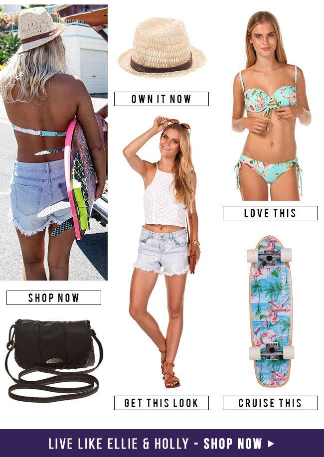 Shop Live Like Ellie and Holly