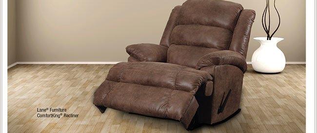 Lane® Furniture ComfortKing® Rocker Recliner