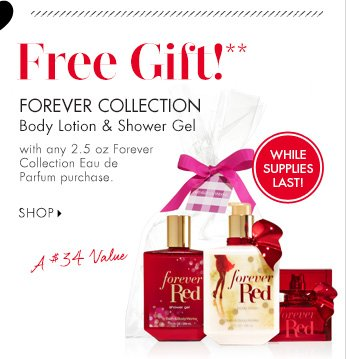 Forever Collection Free Gift**