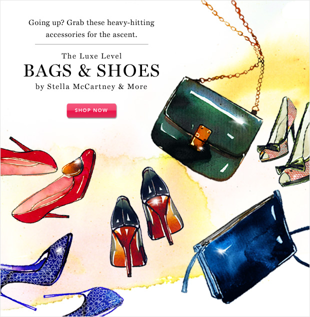 The Obsessions: Luxe Shoes & Bags