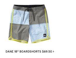 Dane 18inch boardshorts - $69.50