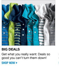 big deals - get what you really want: deals so good you can't turn them down! - shop now
