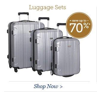Shop Luggage Sets