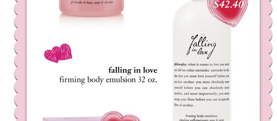 00650400 - 32oz falling in love lotion fil assortment - sale price $42.40