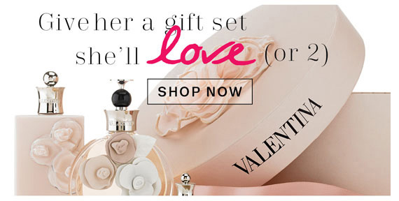 Give her a gift set she'll Love (or 2). Shop Now