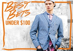 Shop Best Bets Under $100
