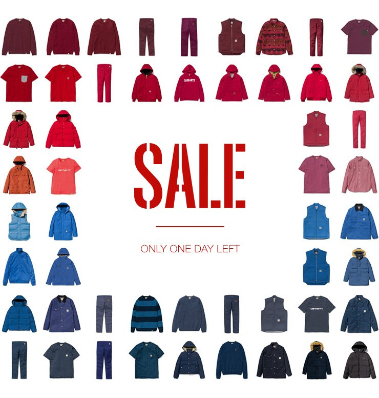 SALE - ONLY ONE DAY LEFT