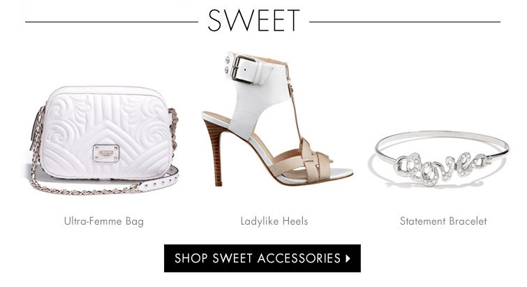 SHOP SWEET ACCESSORIES>
