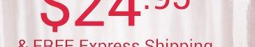 Free express shipping