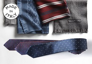 Made in Italy: Ties & Scarves