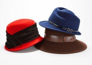 On the Go: Stylish Hats