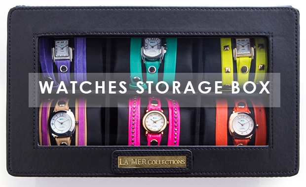 Watches Storage Box