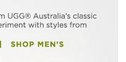Shop Men's UGG