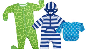 PJ's, Bibs and more by Leveret