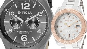 Invicta Timepieces and more