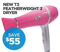 New T3 featherweight 2 dryer