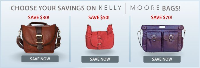 Adorama - Choose Your Savings On Kelly Moore Bags!