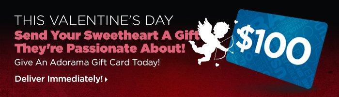 Adorama - Give A Gift Card