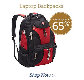 Shop Laptop Backpacks