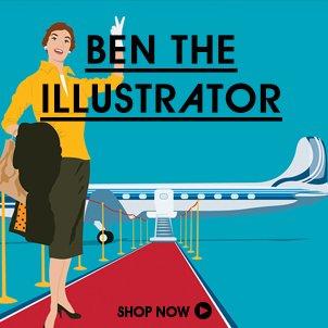 Ben The Illustrator