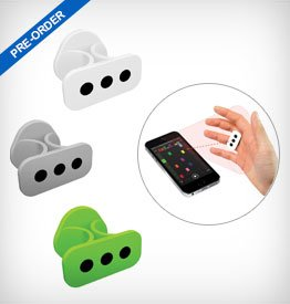 IK Multimedia iRing Motion Controller Effect System for iOS, Mac, and Windows