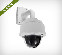 Axis Communications Q6045-E Outdoor-Ready High-Speed PTZ Dome Network Camera