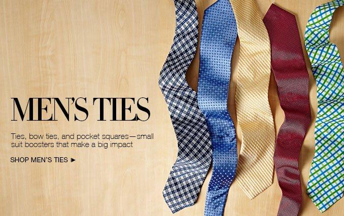 Shop Ties - Men.