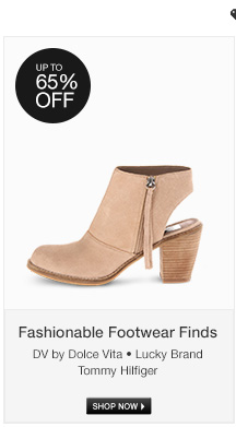 Fashionable Footwear Finds