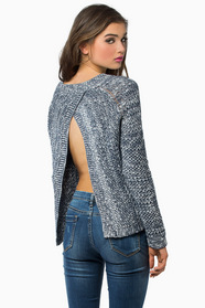 Flyaway Wishes Sweater