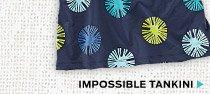 Impossible Tankini >