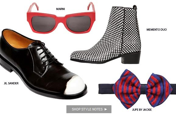 Toy Boy - Shop Style Notes