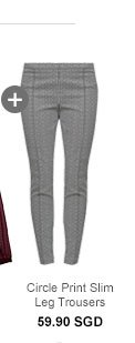 NEW LOOK Trousers 59.90SGD