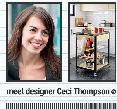 meet designer Ceci Thompson