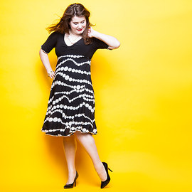 Perfectly Printed: Plus-Size Apparel