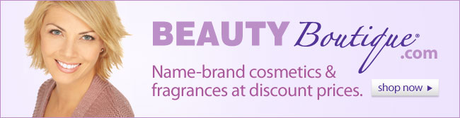 Beauty Boutique -  Save on Name Brand Fragrances, Cosmetics and More - Shop Now