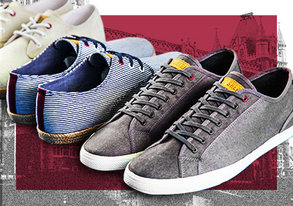 Shop Ben Sherman Footwear for JT