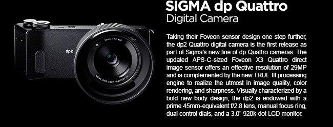 Sigma dp Quattro