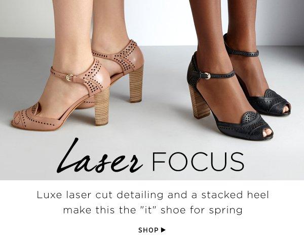 Laser Focus. Shop Bettie