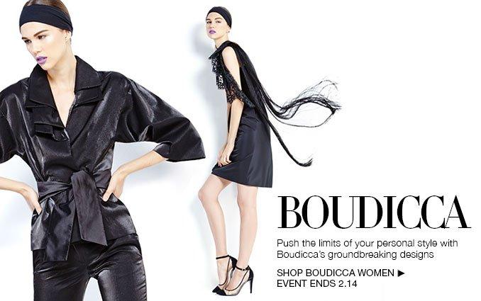 Shop Boudicca - Ladies.