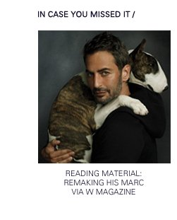 World of Marc Jacobs | Remaking His Marc
