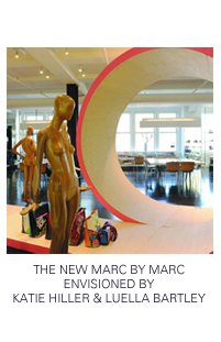World of Marc Jacobs | The New Marc by Marc by Katie & Luella