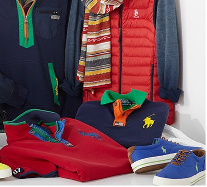 POLO RALPH LAUREN | NEW FOR SPRING | SHOP THIS COLLECTION