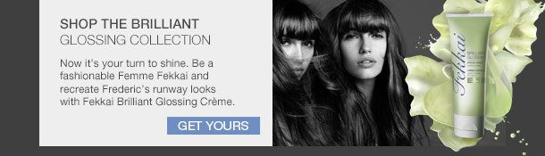 SHOP THE BRILLIANT GLOSSING COLLECTION - GET YOURS