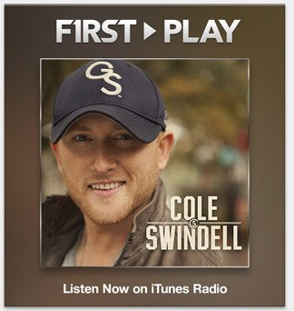First Play: Cole Swindell