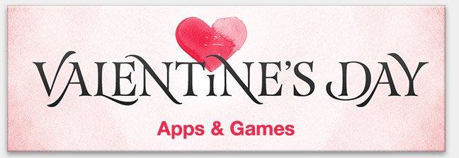 Valentine's Day Apps & Games